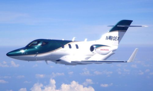 HondaJet completes test flight, awaiting FAA certification