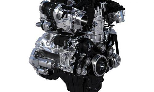 Jaguar Land Rover announces new Ingenium engine family