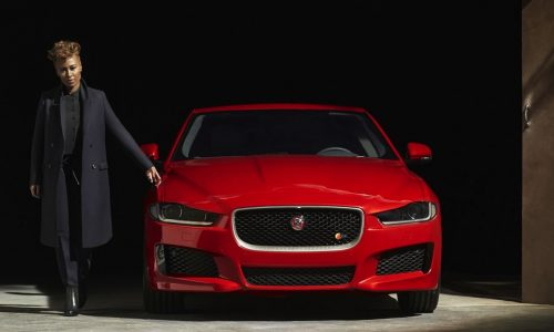 Jaguar XE S confirmed, front end revealed