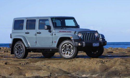 Next Jeep Wrangler to get all-new lightweight platform