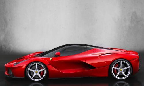 Track-focused LaFerrari 'FXX' to develop 782kW – report