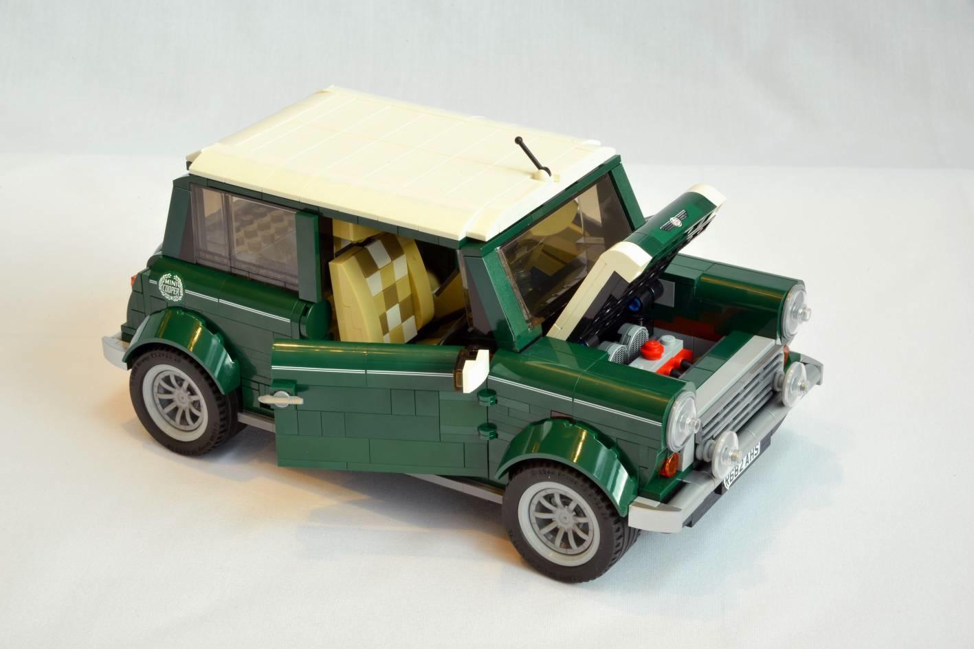 Lego Adds Mini Cooper To Creator Expert Series