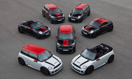 2015 MINI John Cooper Works to offer 172kW – report