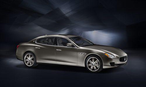 Maserati Quattroporte Zenga Limited Edition revealed