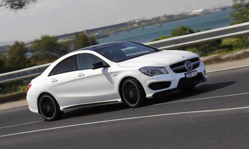 Mercedes-Benz CLA-Class Shooting Brake confirmed (video)