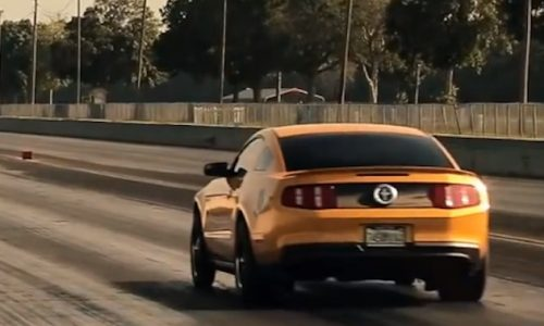 World's fastest Ford Mustang V6 runs 10-seconds (video)