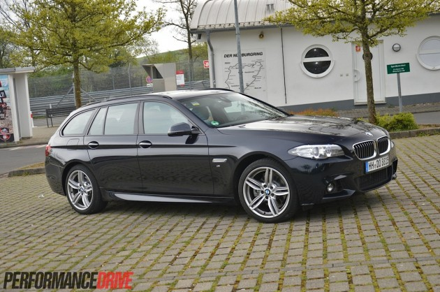 Nurburgring Nordschleife-2014 BMW 520d M Sport