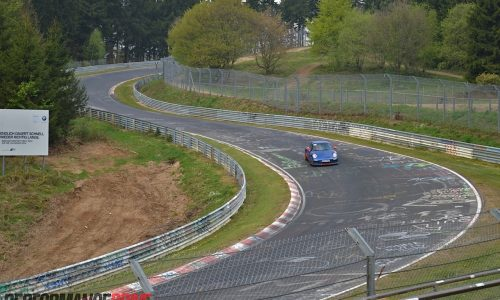Driving the Nurburgring Nordschleife (video)