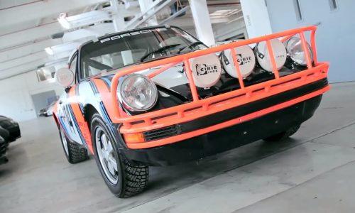 Porsche 911 Secrets: SC East African Safari rally car