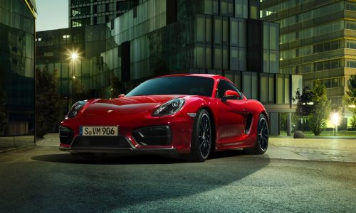 Porsche Cayman 'GT4' on the way, turbo engine – report
