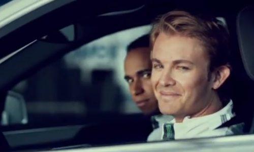 Roseberg & Hamilton promote the Mercedes S 500 Hybrid