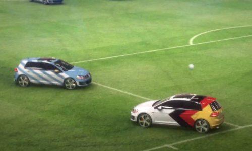 Volkswagen recreates 2014 World Cup game-winning goal