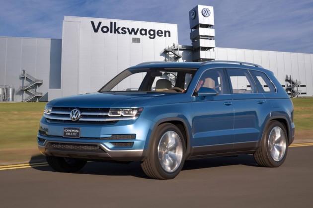 Volkswagen SUV Chattanooga