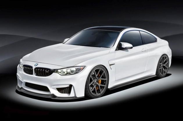 Vorsteiner 2014 BMW M4