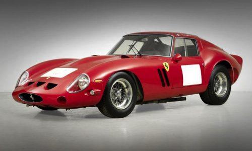 1962 Ferrari 250 GTO sells for record US$38 million