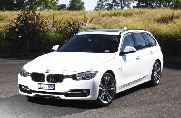 2014 BMW 3 Series High-Line Special Edition-Touring