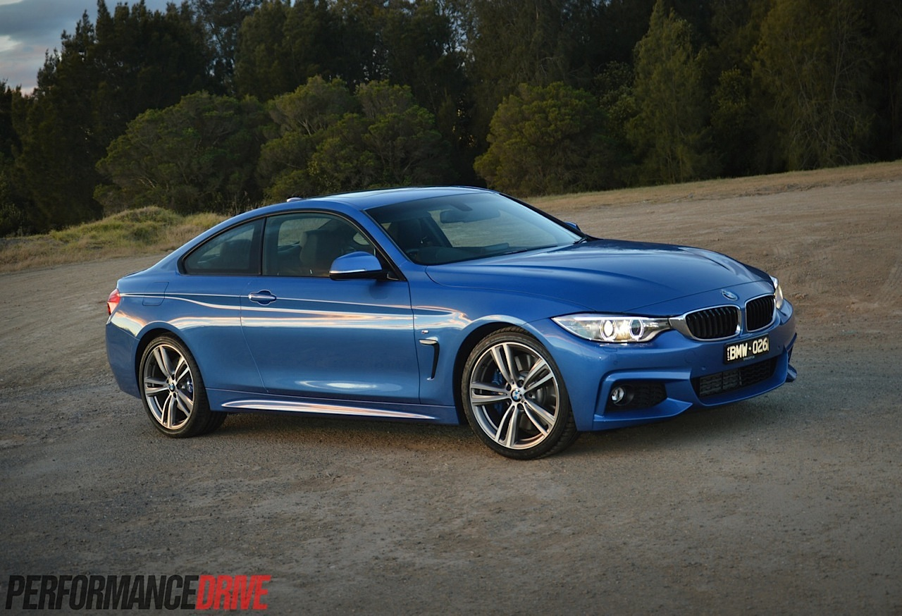 Bmw 428i Coupe >> 2014 Bmw 428i M Sport Review Video Performancedrive