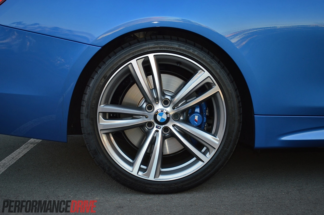 Audi 1.8 T >> 2014 BMW 428i M Sport review (video) | PerformanceDrive