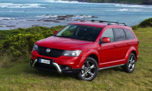 Fiat Freemont Crossroad on sale from $36,500