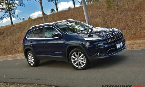2014 Jeep Cherokee Limited review (video)