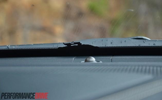2014 Jeep Cherokee Limited-windscreen decal