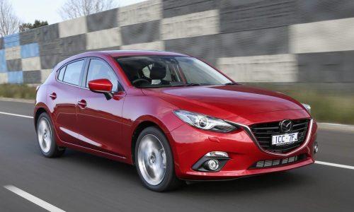 Mazda3 XD Astina diesel on sale in Australia from $40,230