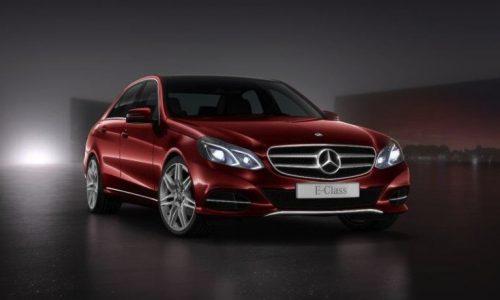 Mercedes-Benz E 250 & CDI Special Editions announced