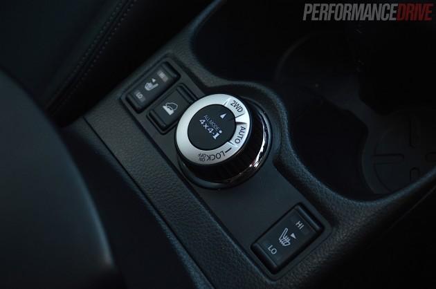 2014 Nissan X-Trail ST-L-4x4 select