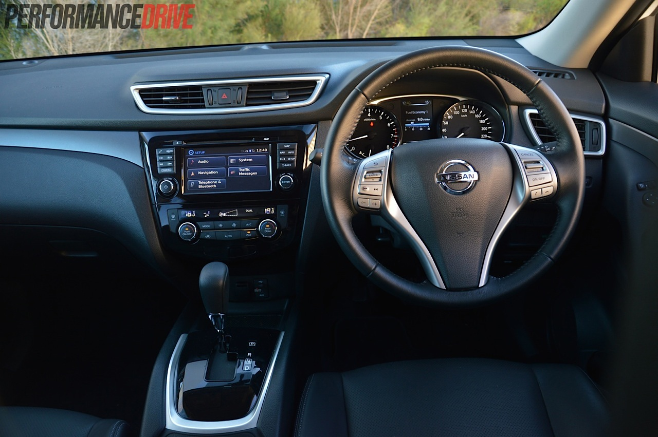 2014 Nissan X Trail St L Review Video Performancedrive