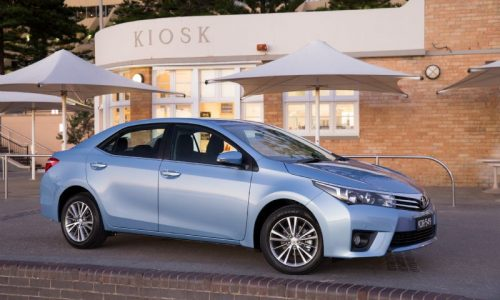 Australian vehicle sales for July 2014 – Corolla 5th month on top