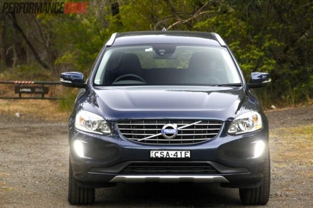 2014 Volvo XC60 D4-headlights