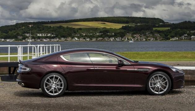 2015 Aston Martin Rapide S-side