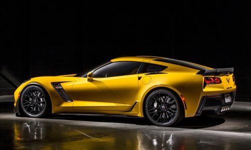 2015 Corvette Z06 gets new auto, shifts quicker than 911 Turbo