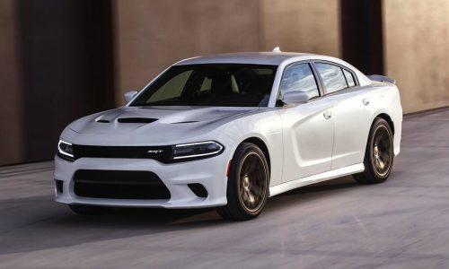 2015 Dodge Charger SRT Hellcat revealed, quickest production sedan