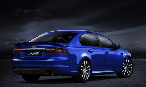 2015 Ford Falcon FG X name confirmed, rear end revealed