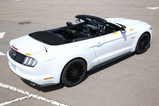 All-New Right-Hand-Drive Mustang