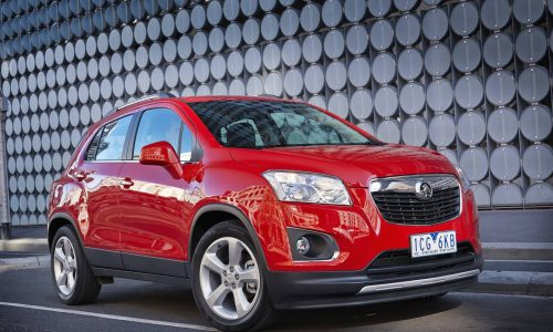 2015 Holden Trax LTZ gets 1.4 turbo, on sale August