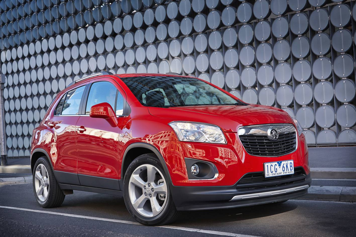 2014 Toyota Corolla For Sale >> 2015 Holden Trax LTZ gets 1.4 turbo, on sale August ...