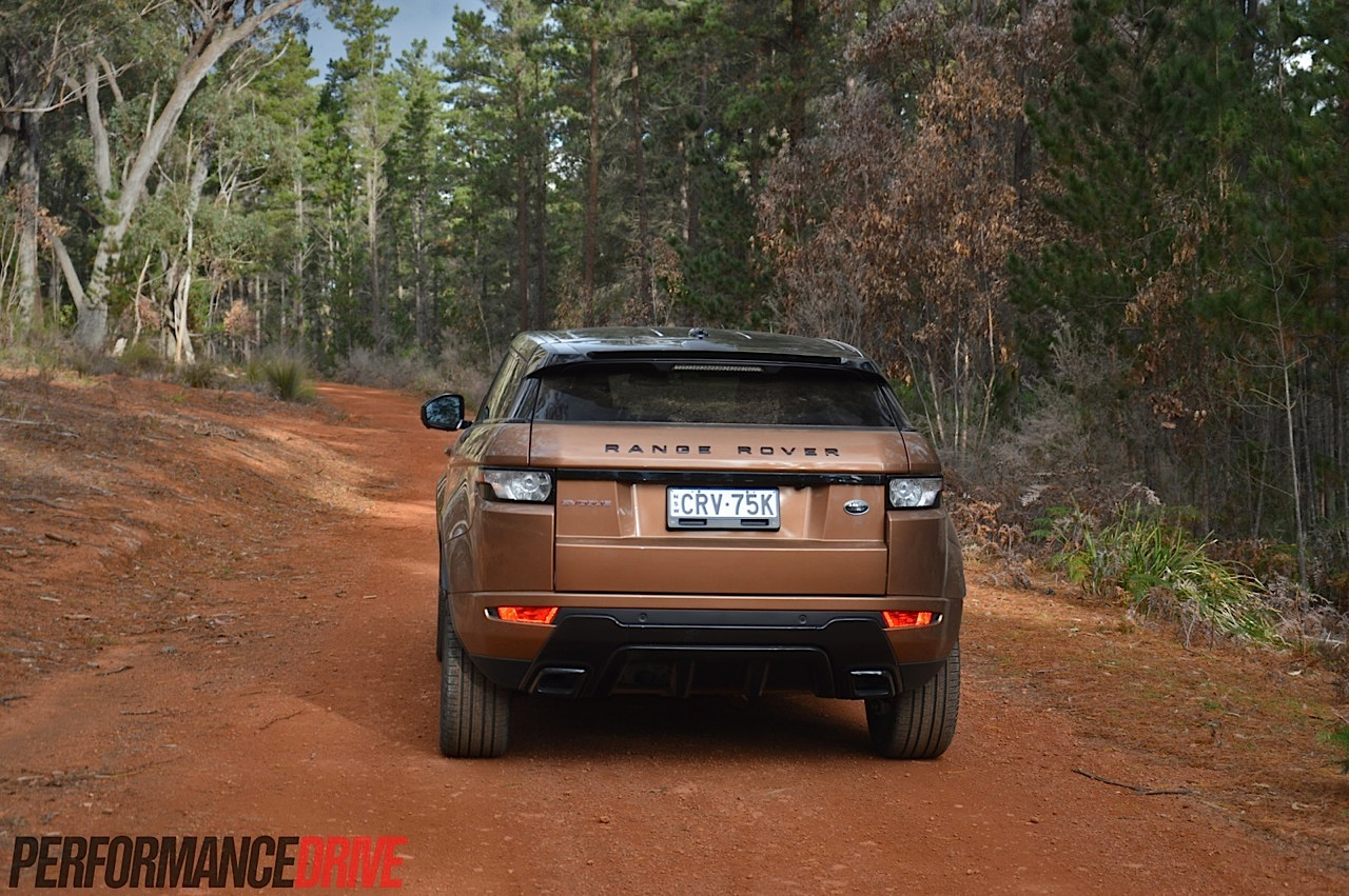 2014 Range Rover Evoque Si4 review (video) | PerformanceDrive