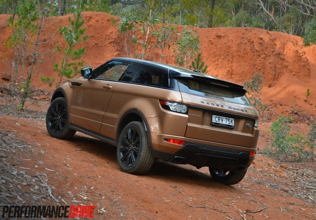 2015 Range Rover Evoque Dynamic-rear