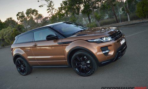 2014 Range Rover Evoque Si4 review (video)