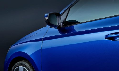 2015 Skoda Fabia A- & C-pillars revealed in latest preview