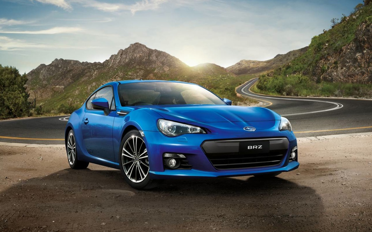 2015 Subaru Brz Now On Sale Suspension Updates Cosmetic Tweaks Engine Diagram