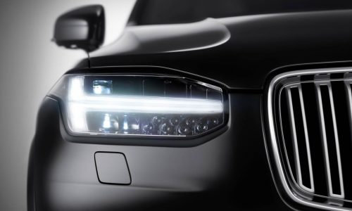 2015 Volvo XC90 features Thor-inspired headlights