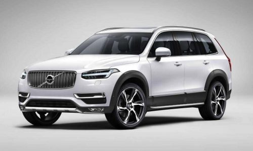 2015 Volvo XC90 revealed in leaked images