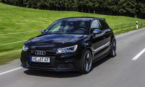 ABT announces potent tune for Audi S1 Sportback