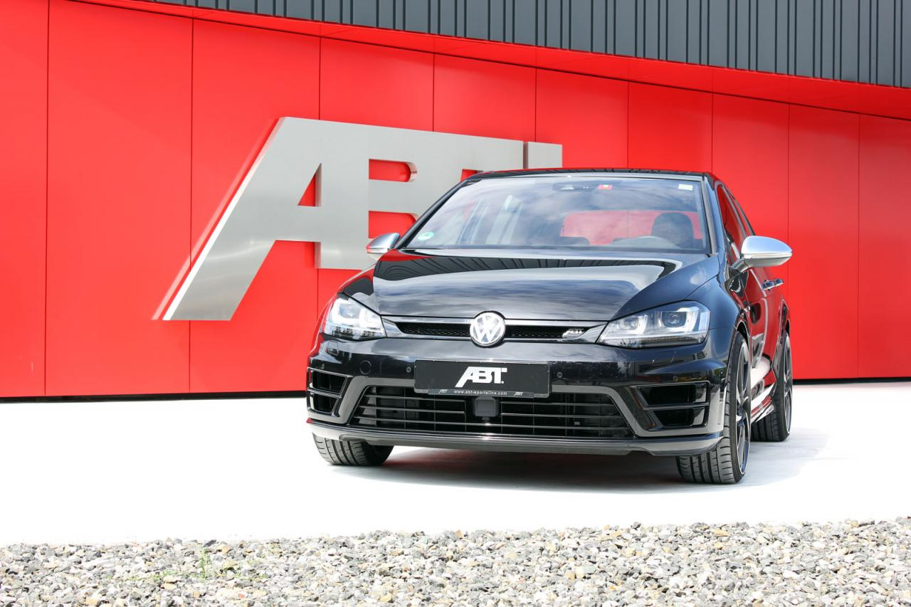 Abt Announces Power S Tune For The Vw Golf R Mk7