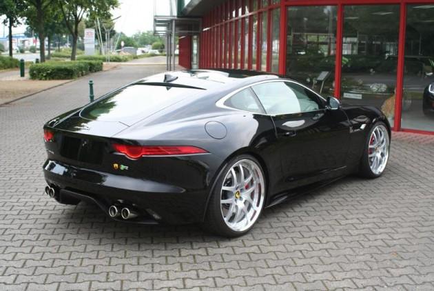Arden Jaguar F-Type-rear