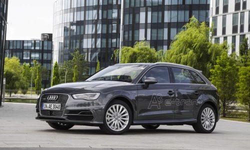 Audi A3 e-tron on sale in Australia in November