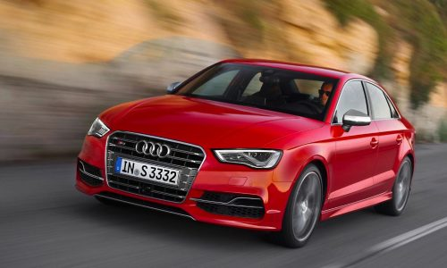 Audi & Mercedes catching BMW in global sales
